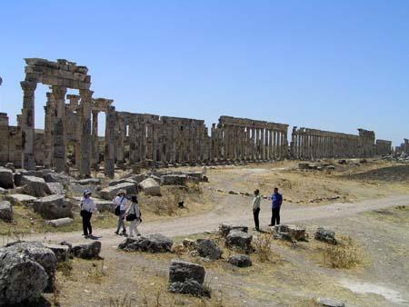 シリア5 アパメア2_e0048413_22274947.jpg