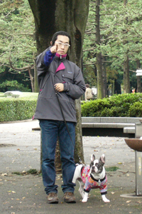 砧公園に_e0046427_16401273.jpg