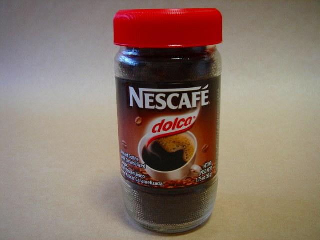 nescafe coffee*  _e0042839_1122582.jpg