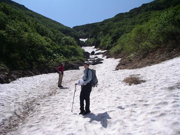 世界遺産・知床で羅臼岳に登りました。_b0054054_2311451.jpg