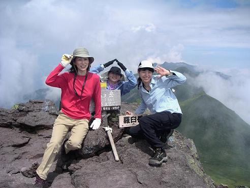 世界遺産・知床で羅臼岳に登りました。_b0054054_23133836.jpg