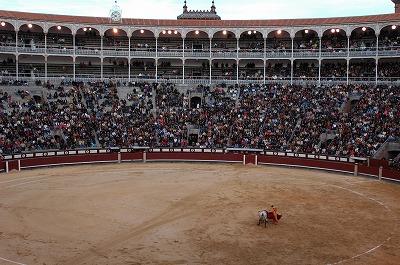 闘牛 (Madrid)_e0076932_7164826.jpg