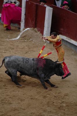 闘牛 (Madrid)_e0076932_7172922.jpg