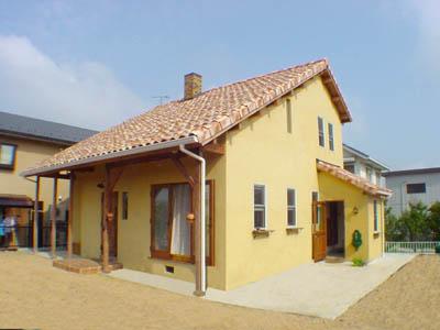 経年変化と住宅。_e0074935_1233575.jpg