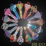 ファッションキー/アートキー(かわいい、お洒落な鍵