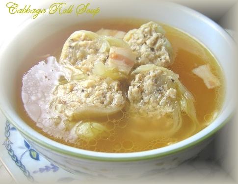 無国籍(洋)スープ