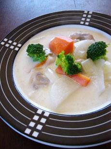 村上信夫著「ニッポン人の西洋料理」からホワイトシチュー_b0048834_18513641.jpg