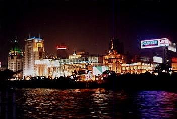 上海・外灘ナイトクルーズ_c0011649_0171555.jpg