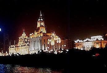 上海・外灘ナイトクルーズ_c0011649_1203532.jpg