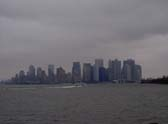 Manhattan from ferry