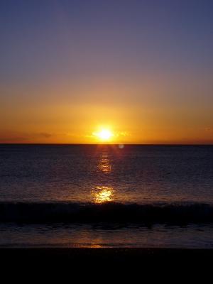 ネイピアで夜明け_e0021106_19354812.jpg