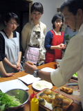 第93回栄養士ブラッシュアップセミナー栄養士のための料理教室ご報告。_d0046025_19265086.jpg