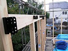 「立川の家」 上棟_c0039501_196261.jpg