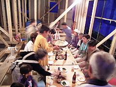 「立川の家」 上棟_c0039501_1973786.jpg