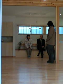 完成プロトハウスの家 お宅訪問&オープンハウス_e0029115_14313672.jpg