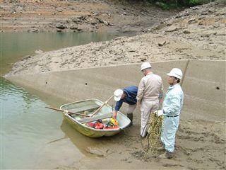 間伐&焼畑収穫祭&木材配布・加工会_e0002820_20293542.jpg