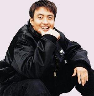 ヨン様のドラマ、初恋 の主題歌、の、キム、ジョンファンさんに、お会いしてーー_d0060693_0142911.jpg