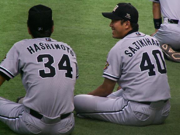 2005.7.26 巨人×阪神 in東京ドーム PART1_a0051922_21242793.jpg