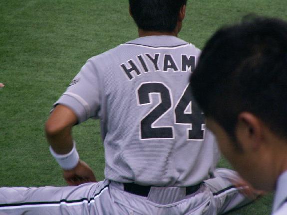 2005.7.26 巨人×阪神 in東京ドーム PART1_a0051922_2125326.jpg
