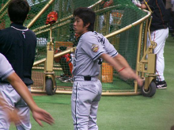 2005.7.26 巨人×阪神 in東京ドーム PART1_a0051922_21304465.jpg