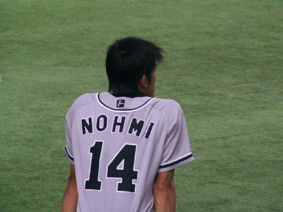 2005.7.26 巨人×阪神 in東京ドーム PART1_a0051922_21375199.jpg