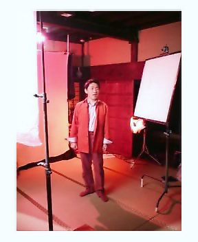 撮影NO6、室内で撮影開始!_d0051146_1232979.jpg
