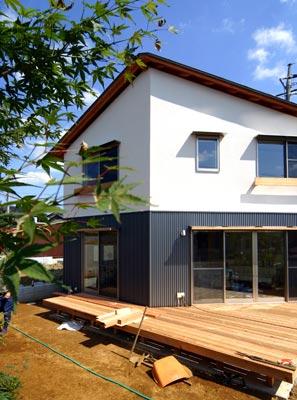 新旧ソーラータウンモデルハウス見学会_b0015157_2347100.jpg