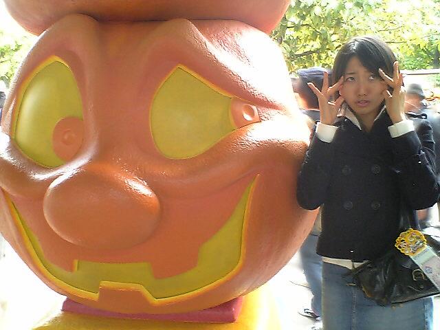 うきうきハロウィン☆_d0046460_22191944.jpg