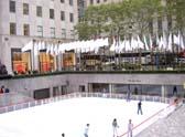 Rockefeller Cntre ice rink
