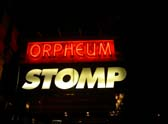 STOMP entrance