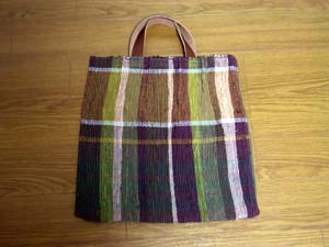 薄井さんのチェックのバッグ。_a0026127_22524922.jpg