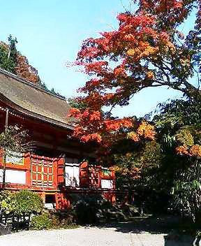 談山神社の紅葉_d0055236_1473658.jpg