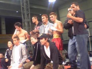 全日本キックボクシング連盟「Rock'n Roll☆U5 FIGHT☆Hill it!」_b0036361_16585665.jpg