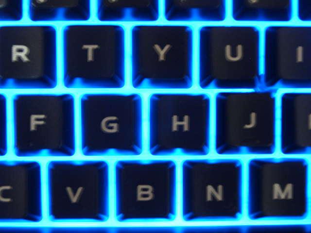 【レビュー】Saitek gaming keyboard_c0004568_18283178.jpg
