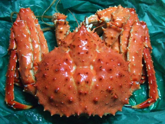 蟹、丸ごと一匹を食す_e0012815_2144039.jpg