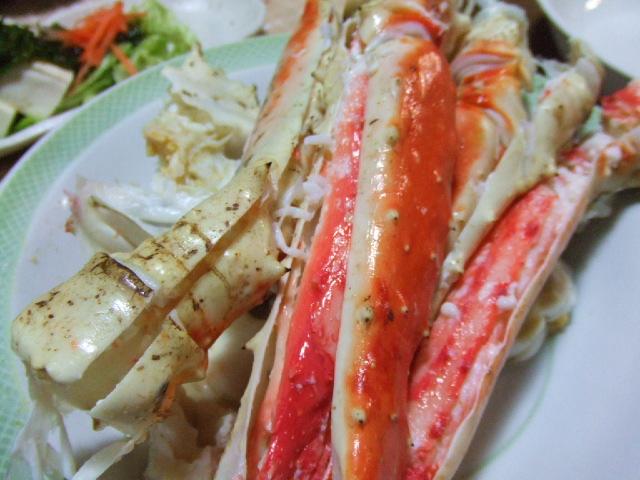 蟹、丸ごと一匹を食す_e0012815_21441825.jpg