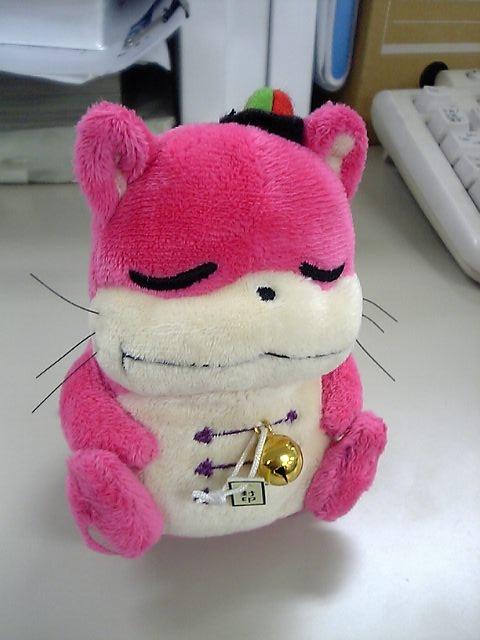 猫丸のぬいぐるみ!!_e0051413_22102592.jpg