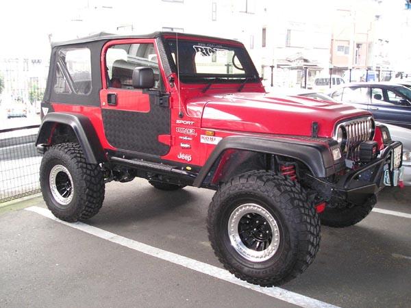 11月11日TJラングラーにフォード9インチを装着しました。_d0001708_1713743.jpg