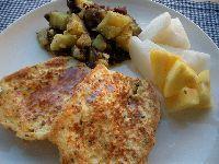 近頃の朝ご飯。_c0005672_2045586.jpg