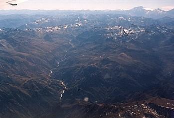 チリのサンチャゴへ_c0011649_035229.jpg