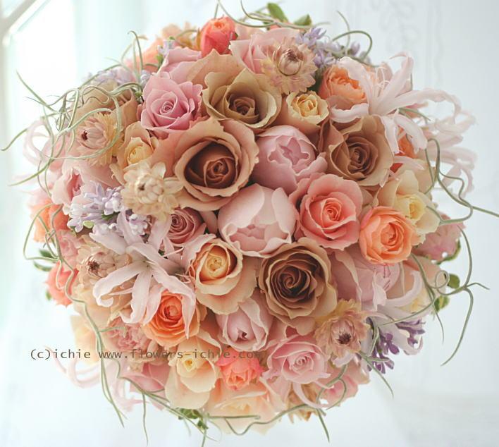 新郎新婦様からのメール と、アネモネ_a0042928_23381465.jpg