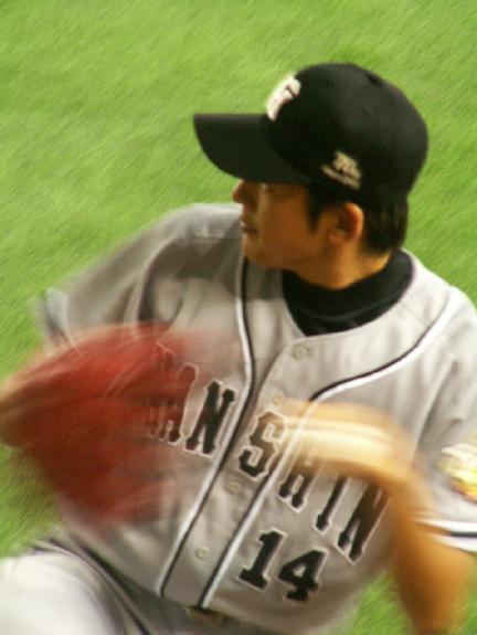 2005.7.26 巨人×阪神 in東京ドーム PART2_a0051922_1539167.jpg