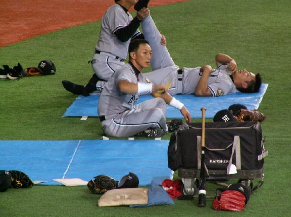 2005.7.26 巨人×阪神 in東京ドーム PART2_a0051922_1540221.jpg