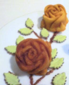 薔薇のケーキ☆..。.゚。*・。♡ _a0053662_13572232.jpg