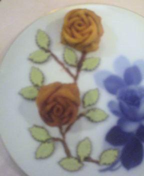 薔薇のケーキ☆..。.゚。*・。♡ _a0053662_1413181.jpg