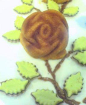 薔薇のケーキ☆..。.゚。*・。♡ _a0053662_14162964.jpg
