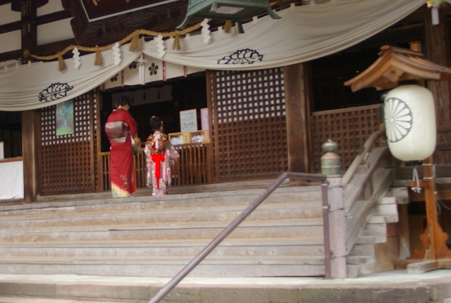 尾山神社の神門_d0043136_214448.jpg