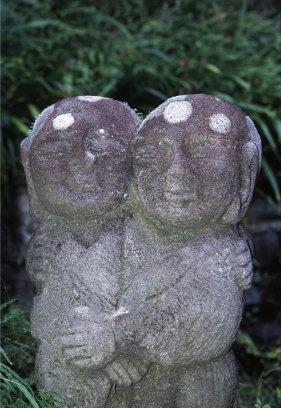 愛宕(おたぎ)念仏寺の羅漢さん_a0045381_1361027.jpg