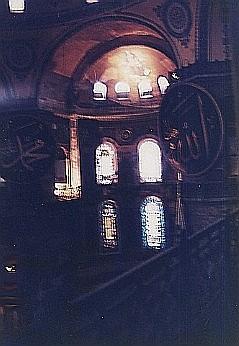 アヤソフィア寺院のモザイク画_c0011649_0351312.jpg