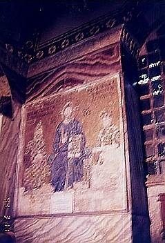 アヤソフィア寺院のモザイク画_c0011649_0364357.jpg